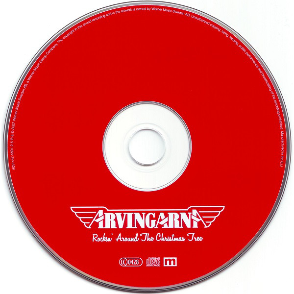 arvingarna-cd-röd